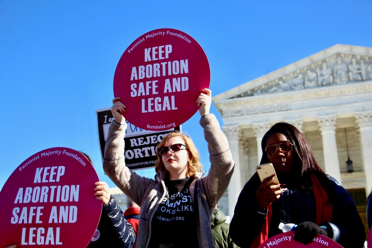 "Yes, a ""heartbeat"" abortion ban is really a full abortion ban"